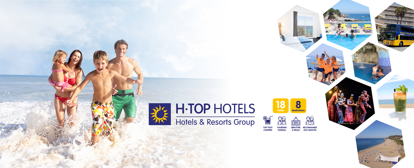 H.TOP Hotels & Resort Groups